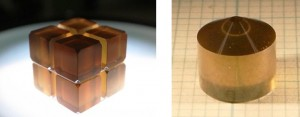 ヒメダイヤ製超高圧発生装置用アンビル